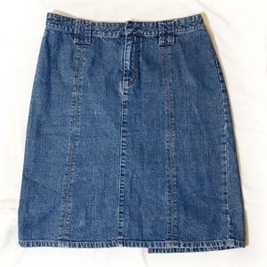 Dkny Skirts - DKNY JEANS denim skirt size 8